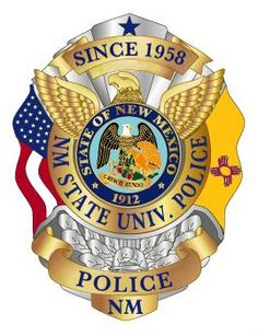 Redesigned NMSU Police Badge