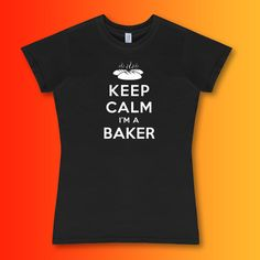 Baker T-Shirt - Just for the ladies this t shirt is available in a huge amount of colours and sizes!