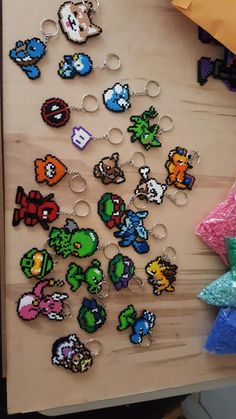 Homemade Keychains http://ift.tt/2dzD7ki . how to make your own #crafts follow @cutephonecases
