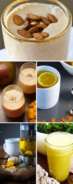 Check out the healthy and nutritious morning drinks we have selected for you…