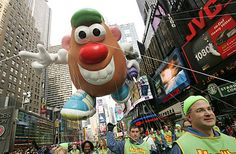 The history of the Macy's Thanksgiving Day Parade - TIME