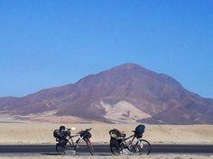 http://www.mochilerostv.com //// Viajar en bicicleta a bajo costo, una realidad.