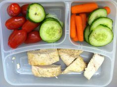 Learn how to pack a #healthy lunch on-the-go! #nutrition #cleanfood #cleaneating #running #workout #recipes