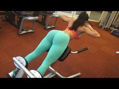 Ejercicios para levantar Gluteos | Reto y Cuerpo fitness