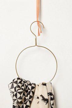 Orbital Scarf Hanger