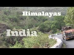 Himalaya mountains in India, green and high, with the sound of Bollywood and horns - YouTube Mountains In India, Horns, North India, Bollywood, India Travel, Green, Youtube, Antlers, Youtubers