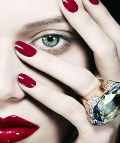 #nails #lip #beauty