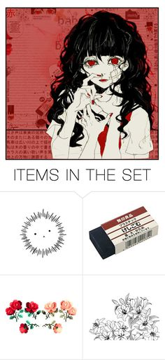 """""""💊"""" by mei-moo ❤ liked on Polyvore featuring art"""