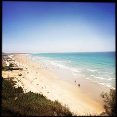 Una playa de Conil (Conil de la Frontera, Cádiz) / A Conil beach (Conil de la Frontera, Cádiz), by @Kleinplanet311