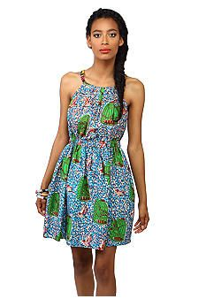 suakoko betty Kitten Dress ~African fashion, Ankara, kitenge, African women dresses, African prints, African men's fashion, Nigerian style, Ghanaian fashion ~DKK