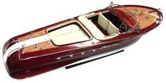 Riva Aquarama White Speed Boat Model $875 (AUD) | FREE Delivery