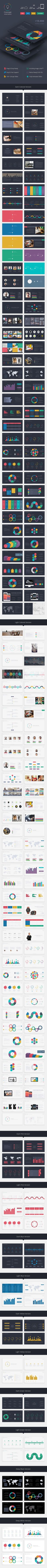 Concept is a multi-purpose presentation template. Impressive tool for presenting your company and your works.