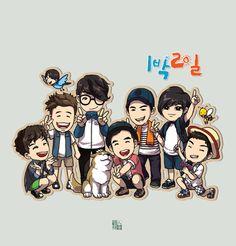 – Page 4 – Joowonies Pyong Two Days One Night, 1st Night, Jung Joon Young, Korean Variety Shows, Joo Won, Lee Seung Gi, Season 4, Happy Sunday, Make Me Smile