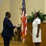 United States: First Adventist woman commissioned to serve as Navy chaplain