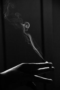 Where there's smoke, there's spiral.