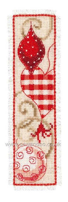 "Vervaco counted cross stitch kit Winter landscape Snow 16/""×16/"" #35"