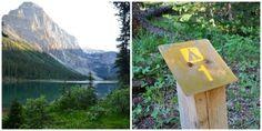 Sawback Trail Banff National Park Hiking Banff to Lake Louise through the backcountry.