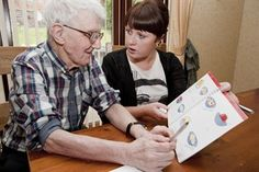 Many elderly are focused on preventing Alzheimes because they can't accept not being able to understand what people are saying or recognize people.