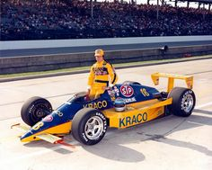 2014 Indy 500 Countdown - Page 12 Indy Car Racing, Indy Cars, Dan Wheldon, Indianapolis Motor Speedway, Speed Racer, Vintage Race Car, Automotive Art, Race Cars, Dream Cars