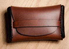 Chester Mox. Horween Leather.