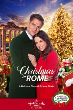 Christmas in Rome with Lacey Chabert & Sam Page movies Hallmark Channel: Holiday & Romance Movies, TV Series & Videos Hallmark Channel, Hallmark Weihnachtsfilme, Hallmark Movies, Christmas In Rome, Family Christmas Movies, Christmas 2019, Family Movies, Christmas Countdown, Best Hallmark Christmas Movies