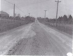 Mont-Lebel, 1965. Vue du côté Ouest.