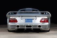 BINGO SPORTS WORLD   1998 Mercedes-Benz CLK GTR