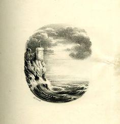 Landscape Type by Charles Joseph Hullmandel