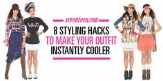 8 Genius Styling Hacks That'll Make Your Outfit Instantly Cooler