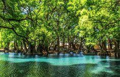 Lago de Camécuaro, Michoacán / 15 lugares infravalorados en México