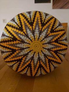 Tapestry Crochet Patterns, Crochet Bags, Coaster, Mandala, Basket, Beauty, Design, American Games, Home