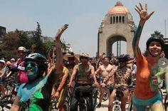 WNBR 2014 Ciudad de Mexico, con todo el entusiasmo¡¡¡¡¡¡