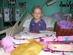PostPals- a sight to support terminally sick children via donations or supportive letters/emails. BEAUTIFUL!