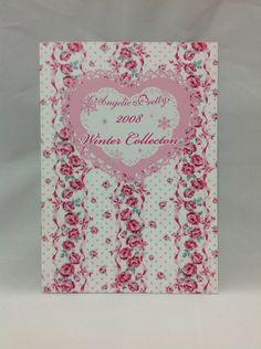 2008 Winter Collection (Brand Catalog, LOOK BOOK) from Angelic Pretty - Lolita Desu