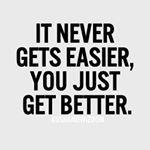 Bra att påminna sig om lite då och då och ge sig själv en liten klapp på axeln. Ansträngning och hårt arbete ger resultat. Oavsett vad det gäller. #word
