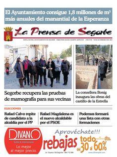 La Prensa de Segorbe nº 183 Febrero 2015