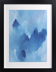 Click to see 'Blue Drift' on Minted.com