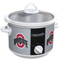 Ohio State Buckeyes Collegiate Crock-Pot® Slow Cooker - Crock-Pot. Yep honey I want this one too