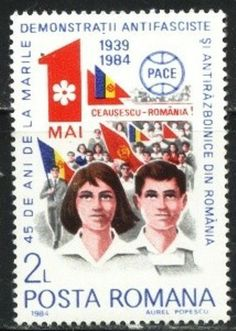 Romanian People, 1. Mai, Russian Revolution, Postage Stamps, Nostalgia, History, Retro, World, Peace