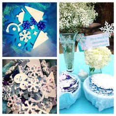 Talia's Frozen Winter Wonderland   CatchMyParty.com