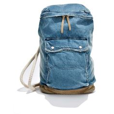Porter x White Mountaineering 'Used Denim' Bag Collection   Streething