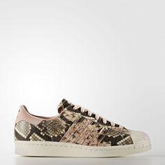 buy popular 471e2 49ef1 Superstar 80s Shoes - Pink Superstar Mujer, Zapatos Adidas, Zapatillas,  Tenis, Zapatillas
