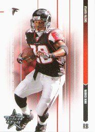 2003 Leaf Rookies and Stars #5 Warrick Dunn by Leaf Rookies and Stars. $0.60