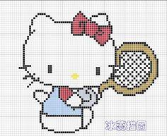 hello kitty point de croix - Hello kitty creativity
