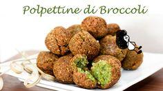 #Polpettine di #Broccoli #Videoricetta #Video #Youtube #vegetarian #Broccolo #Cucina #Ricette
