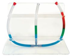 Teach about air pressure and density easily! The W-Tube Puzzle is an excellent addition for any science table and is also great to use with students working in small groups. Physical Science, Science Fair, Science Lessons, Life Science, Science Table, Science Classroom, Teaching Science, Student Learning, Classroom Ideas