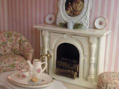 Dollhouse Sitting Room