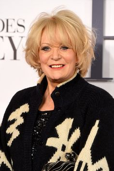 """Sherrie Hewson Photos - Loose Women Sherrie Hewsonattends the UK Premiere of """"Fifty Shades Of Grey"""" at Odeon Leicester Square on February 2015 in London, England. - 'Fifty Shades Of Grey' - UK Premiere - Red Carpet Arrivals British Actresses, Ex Husbands, October Wedding, Fifty Shades Of Grey, Celebrity News, Red Carpet, Daughter, Celebrities, Lady"""