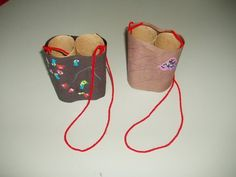 Easy Crafts For Camp | Easy Binoculars click here to see an image of this project- image ...