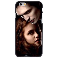 Twilight Bella&Edward Printing High Quality black Plastic case for iPhone 6 - 6s - 6 Plus - 6s Plus Protect your Phone from scratches, dust and shocks Shipping 18-35 days